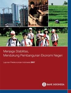 Laporan Perekonomian Indonesia Tahun 2007